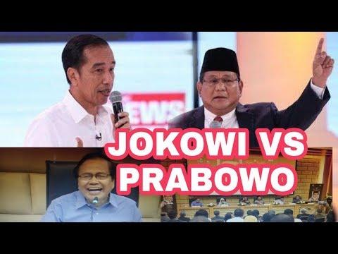 RIZAL RAMLI Sentil Jokowi - Hadirin pada KETAWA...