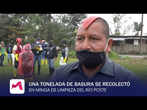 Retiran basura de un río | Santo Domingo | Radio MACARENA