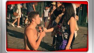Funny Street Performer Stephan Barry Great Voice Ireland Got Talent