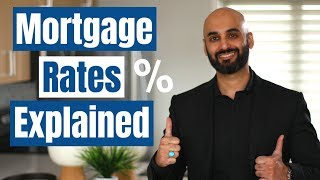 How do mortgage rates work (and how to find best rate!)
