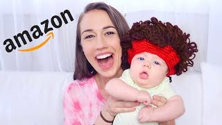Download TESTING WEIRD AMAZON BABY PRODUCTS Mp3 and Videos