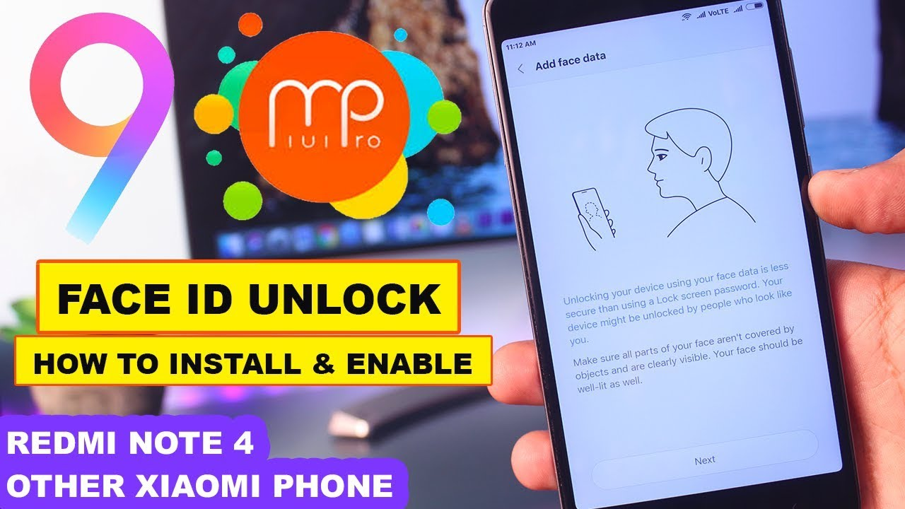 How to Enable Face Unlock on the Xiaomi Redmi 4X [XDA