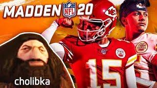 CHOLIBKA... CZYLI MADDEN NFL 20!!!