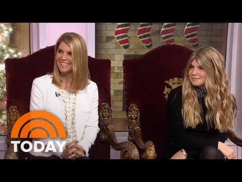Lori Loughlin: We Filmed 'Every Christmas Has A Story' In June | TODAY