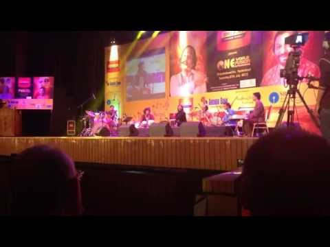 Roop Kumar Rathod - Fusion Concert 2014 - Aisa Koi Zindagi se waada toh nahin tha
