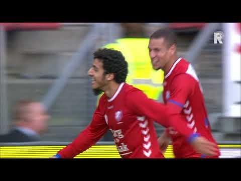 Laatste openbare training Feyenoord voor Klassieker: Van Hanegem, Van Persie en Ayoub (wedstrijdb...