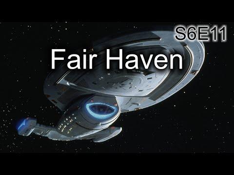 Star Trek Voyager Ruminations: S6E11 Fair Haven