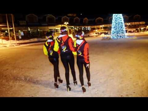 Body UP  Energy Drink  Tabata Disco Sestriere