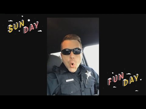 Corey Calhoun - Police Officer Goes Viral For Hilarious Videos!