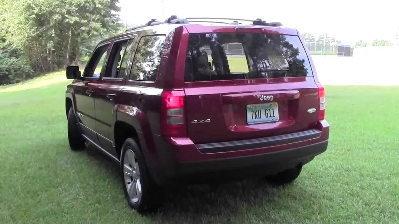 2014 Jeep Patriot Latitude 4x4 SUV,Detailed Walkaround   YouTube