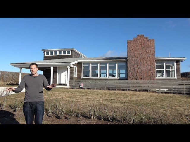 Heres a Tour of a $2 Million House on an Ocean Cliff