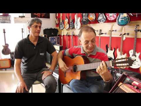 Recadinho do Tatangelo - Violão Giannini GC2
