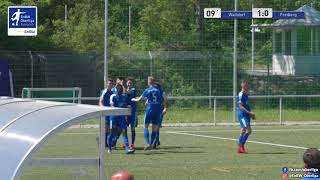 A-Junioren: 1:0 - Oskar Wolf - FC Astoria Walldorf