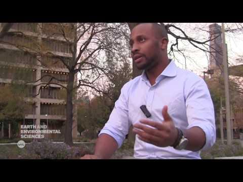 Geoscience Careers   Air Toxics Specialist - Lionel Mojekwu