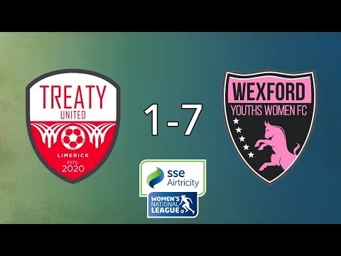 WNL GOALS GW3: Treaty United 1-7 Wexford Youths