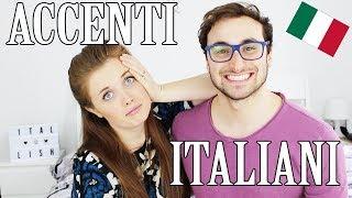 Trying Italian Accents (Italian) | Soufeel