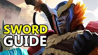 ♥ Dauntless Beginner Sword Guide / Tutorial / Tips & Tricks