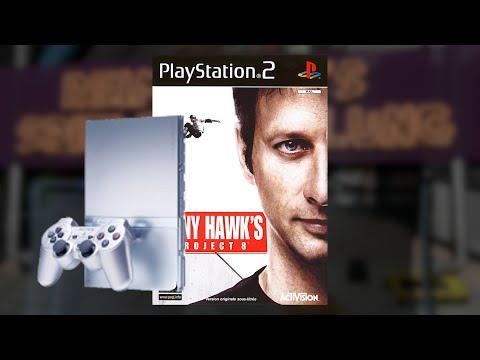 Gameplay : Tony Hawks Project 8 [Playstation 2]