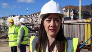 Hastings Pier with Sarah Owen
