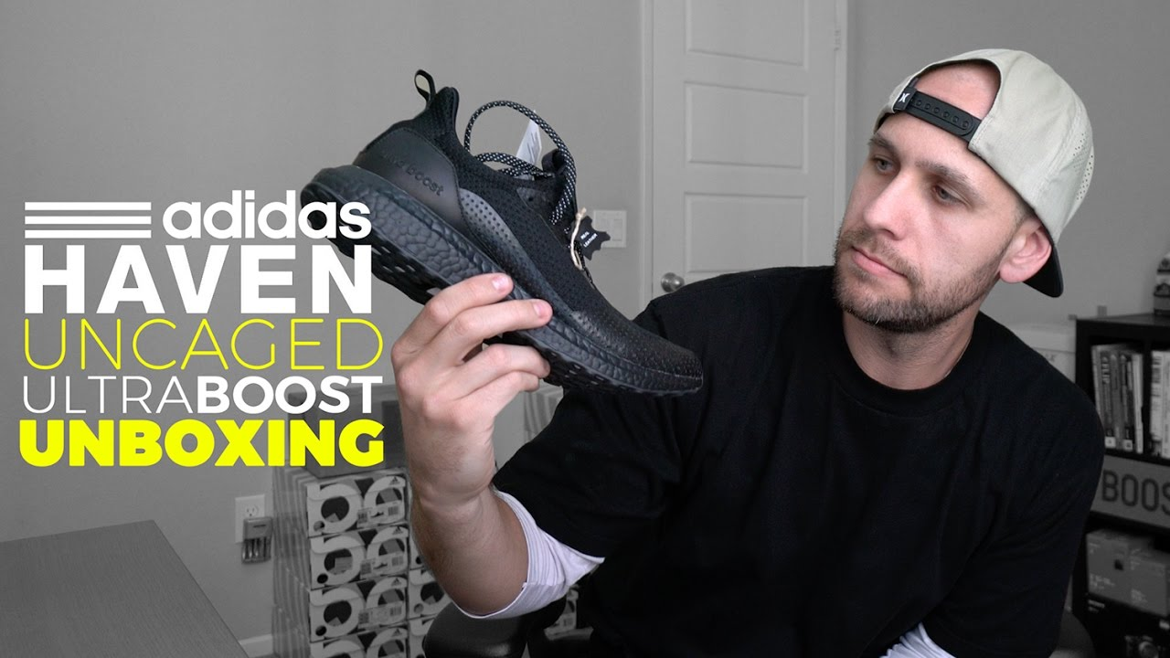 Adidas Ultra Boost 'Kinfolk' Sneaker Unboxing YouTube