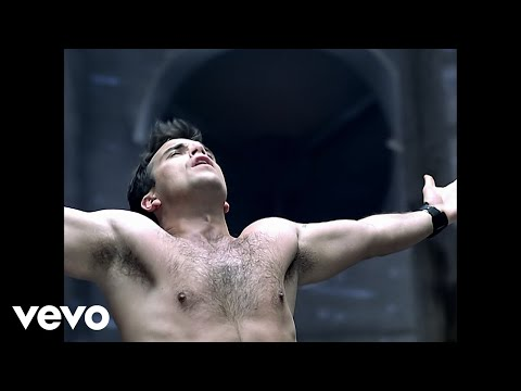 Robbie Williams - Rock DJ (HD)