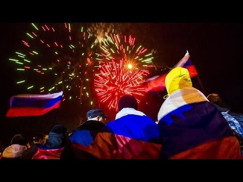 Итоги референдума в Крыму: 96,77% - за вхождение в состав России