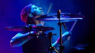 Josh Dun: Lane Boy Drum Solo (In The Studio)