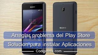 Arreglar play store que no permite instalar aplicaciones en android thumbnail