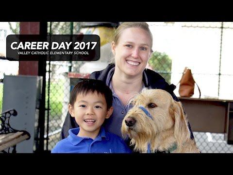 Career Day 2017: Valley Catholic Elementary School