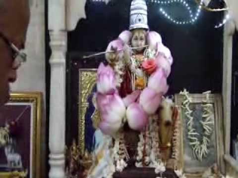 "Thirukannapuram& Thiruvenkatamudayan ""Ulagamunda""Pasurams Recitation Sri Jayanthi Sri Krishna Sabha"