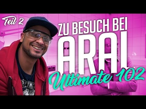 JP Performance - Zu Besuch bei Aral! | Ultimate 102 | Teil 2