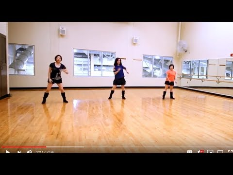 Fall On Me - Line Dance (Dance & Teach in English)