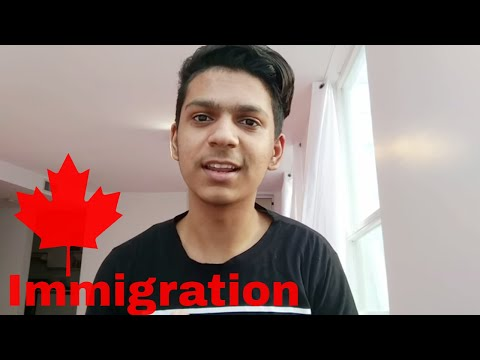 What HAPPENS At CANADA Airport IMMIGRATION - Students!