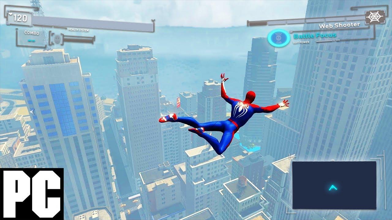 Marvel Spider Man Pc Minimum Requirements