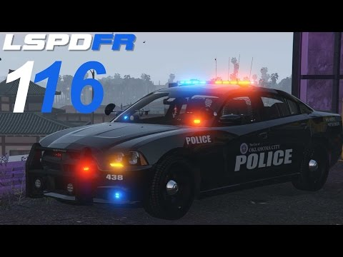 GTA 5 LSPDFR SP #116 Oklahoma City Police