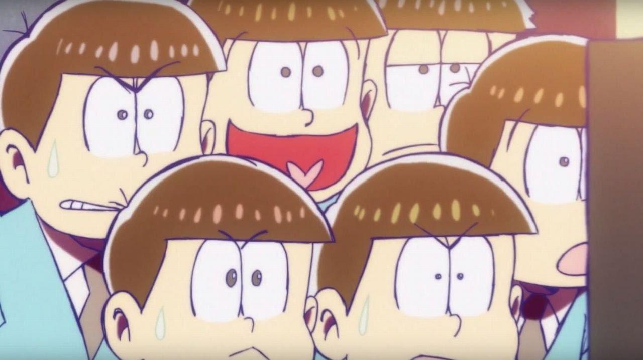2015年放送アニメ おそ松さん Pv Osomatsu San Japanese Anime