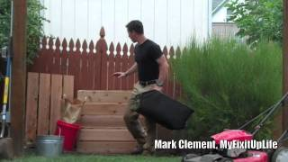 How To Build A Compost Bin | Troy-bilt Saturday6™
