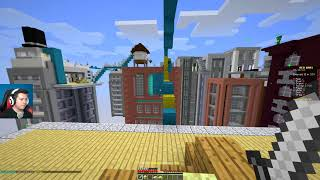 Minecraft Bedwars #03 - Gramy bez łóżka! /w Hunter