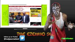Africa To Split Into 2 Continents As Dino Melaye Hawks Groundnut On the Street THE EZENMO SHOW EP4