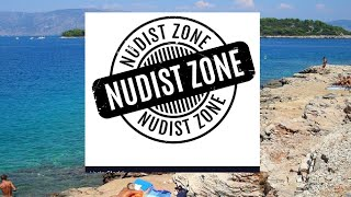 Repeat youtube video NUDIST CAMP VRBOSKA, HVAR - the beach, July 2016