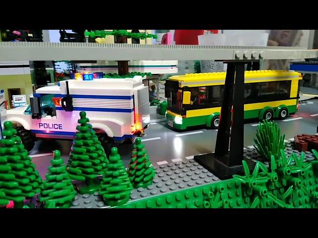 Lego Feuerwehr Einsatz im Steinekeller