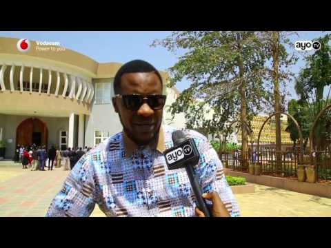 Adam Mchomvu baada ya kuingia bungeni mara ya kwanza