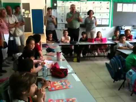 Neve Shalom/Wahat Al-Salam: 1st Grade Singing