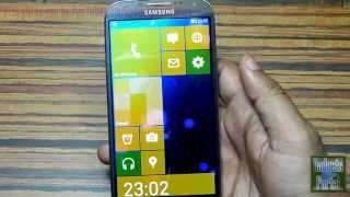 #12 Best 5 Android Launchers / Themes 2013 ft. GALAXY S4 [MUST WATCH]