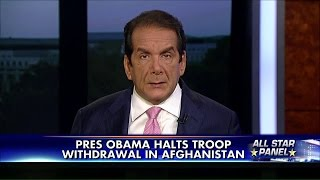 Krauthammer Explains Why History Will Judge Obama 'Very Severely'