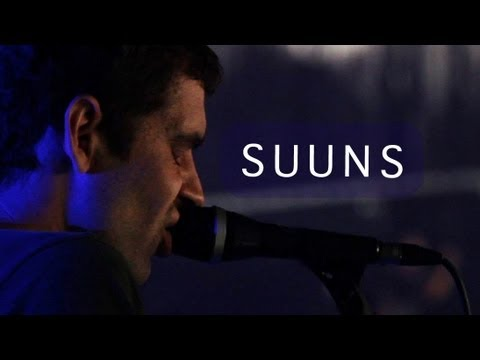 Suuns - 2020 - Live (Dour 2013)