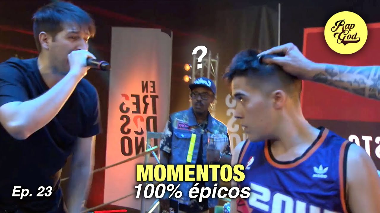 Estás preparado para tanto ingenio? | Epic Moments Ep. 23