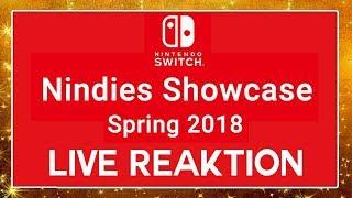 🔴 NINDIES SHOWCASE 20.03.2018 🎇 Domtendos Live Reaktion