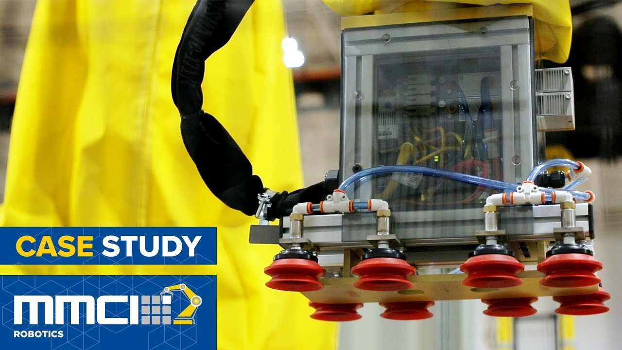 MMCI Robotics   Frozen Food Palletizing Case Study