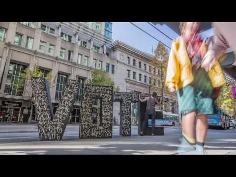 Creative Publics VOTE Publics Art_Chalk Art Timelapse